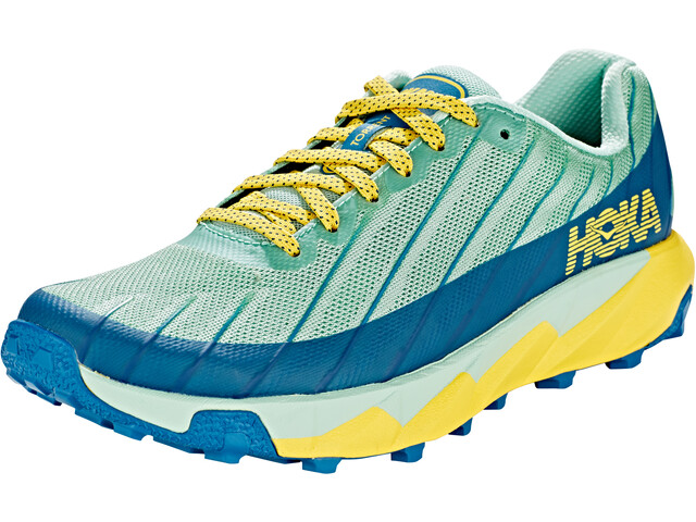 Hoka One One Torrent Zapatillas running Mujer, lichen/seaport